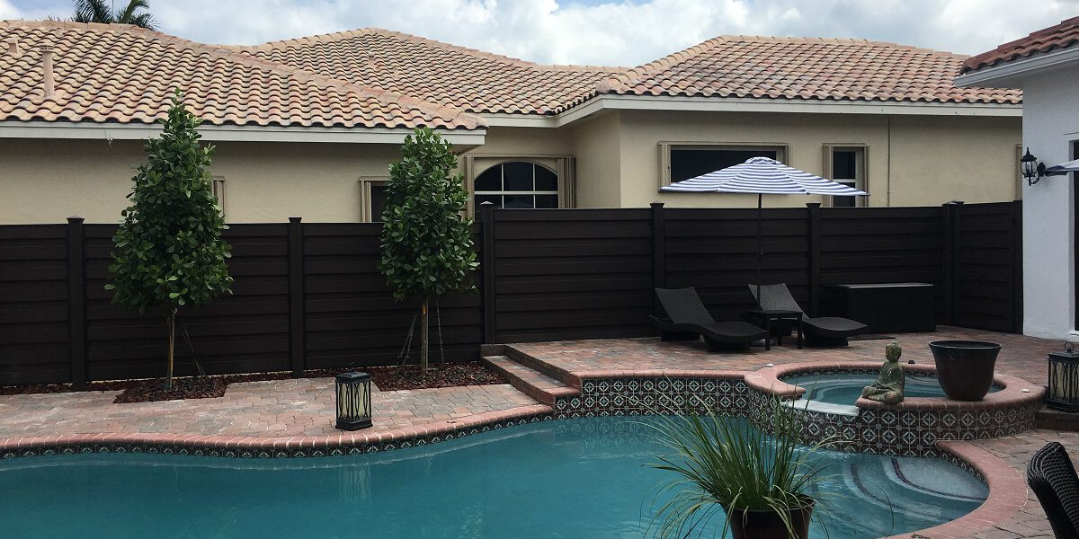 Pool Fence Installation in Stockdale Estates, California