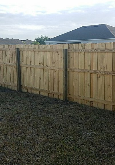 bakersfield fence installation services
